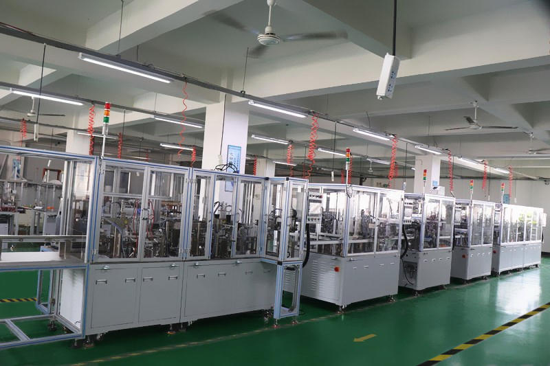 Switch Automatic Assembly Machine