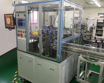 Contactor automatic assembly machine
